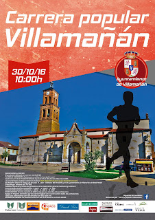 Carrera Popular Villamañan