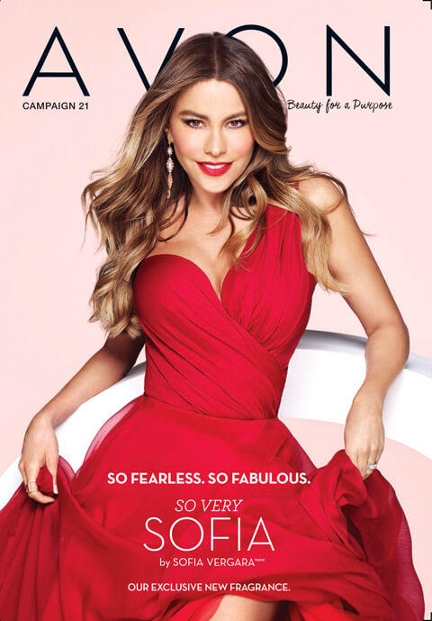 AVON Catalog Campaign 21 2016 SHOP: 9/17/16 - 9/30/16