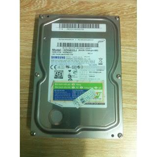 Ổ cứng HDD 80GB cho PC giá rẻ