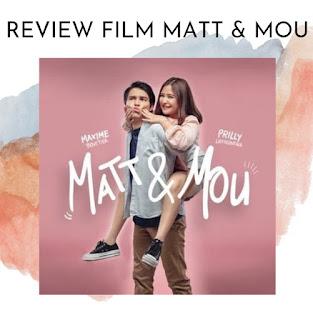 Review Film Matt & Mou dari Sisi Lain
