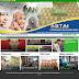 Contoh Desain Template Website Sekolah SD, SMP, SMA, SMK