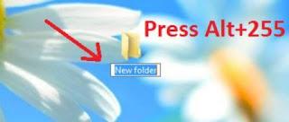 entering-hidden-name-folder-shortcut-key-computer-tips-tricks