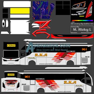 Download SR2 Transporter EKA Bussid