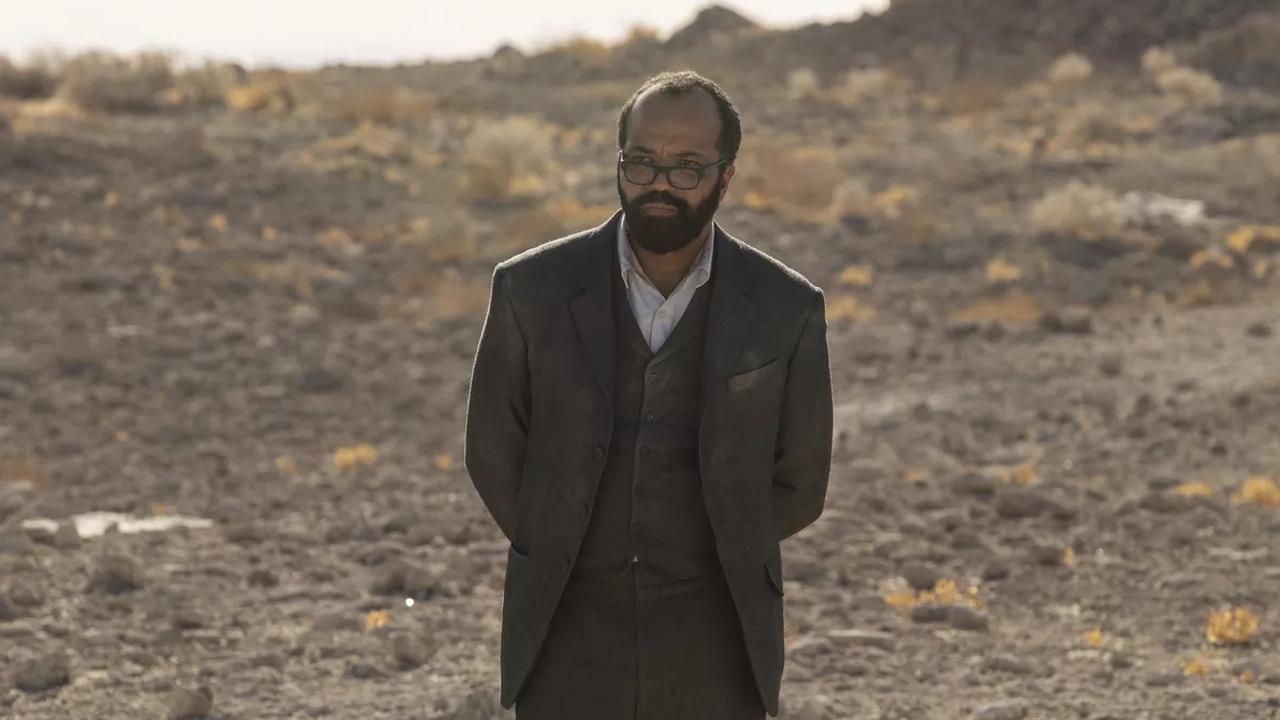 Bernard en el season finale de Westworld en HBO
