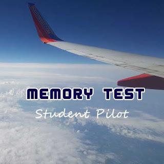 ข้อสอบ Student Pilot พร้อมเฉลย - Memory Test 3