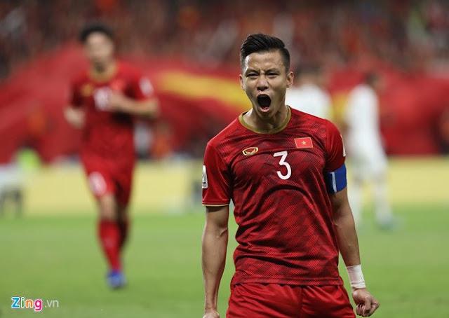 Đội Tuyển Việt Nam thắng Malaysia 2 - 1, tiếp tục cơ hội dẫn đầu bảng G vòng loại World Cup 2022