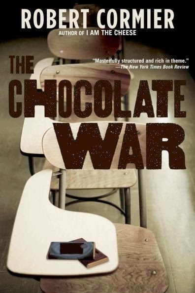 On Robert Cormier's The Chocolate War