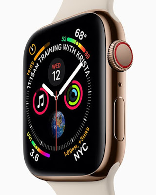 Everything New in Apple Watch Series 4: From ECG Readings to Fall Detection