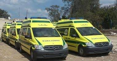 طريق الموت .. مصرع وإصابة 12 شخصًا بطريق القاهرة الإسكندرية الزراعي السريع