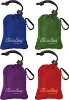 ChicoBags are inexpensive and easy to use