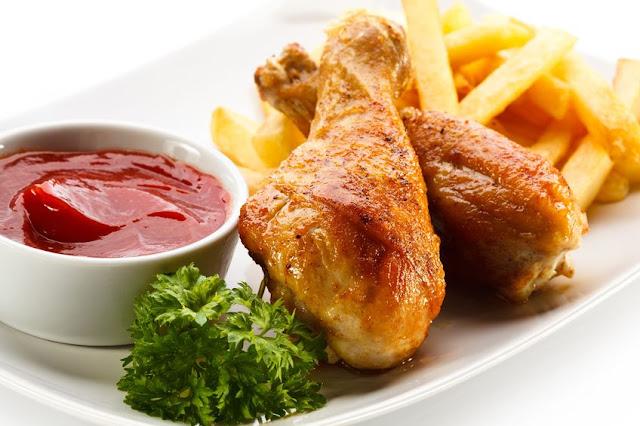 receta peruana del pollo frito peruano
