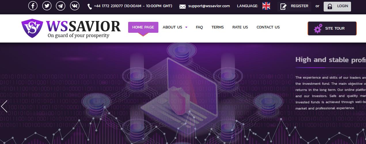 Мошеннический сайт wssavior.com – Отзывы, платит или лохотрон?