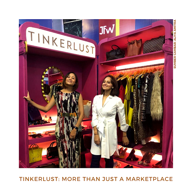 TINKERLUST: More Than Just A Marketplace