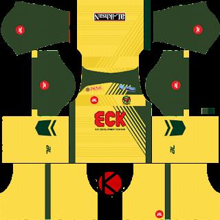 Kedah FA Kits 2018 -  Dream League Soccer Kits