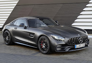 Mercedes-AMG gtc coupe