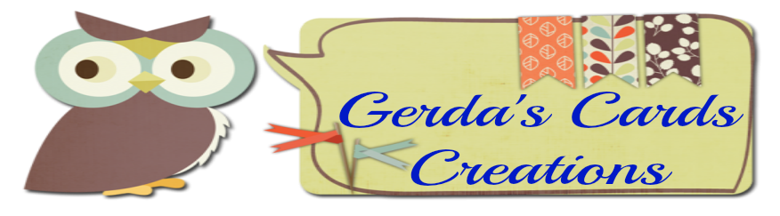 Gerda's Cards Creations