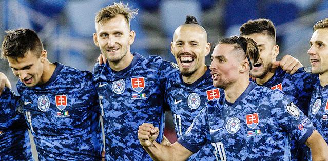 Slovakia vs Republic of Ireland – Highlights