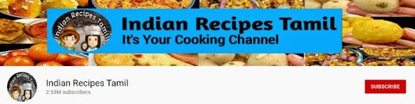 Indian Recipes Tamil