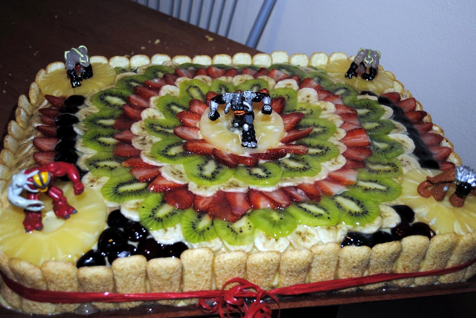 In cucina con gusto!: Torta alla frutta!