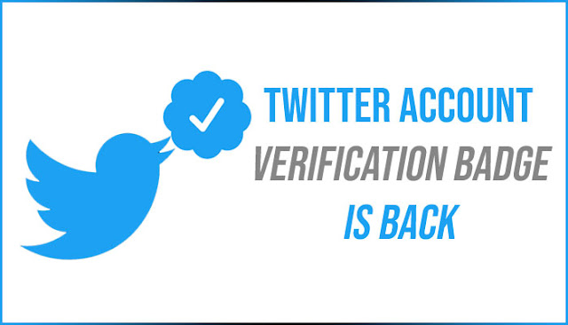 Twitter Account Verification Badge is Back: eAskme