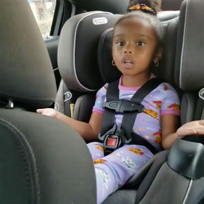 Adorable viral video of curious little girl who wants to know where Obama is