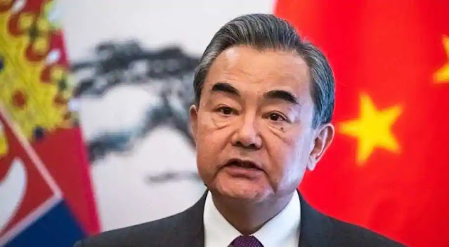 Chinese Foreign Minister spoke about the origin of the coronavirus