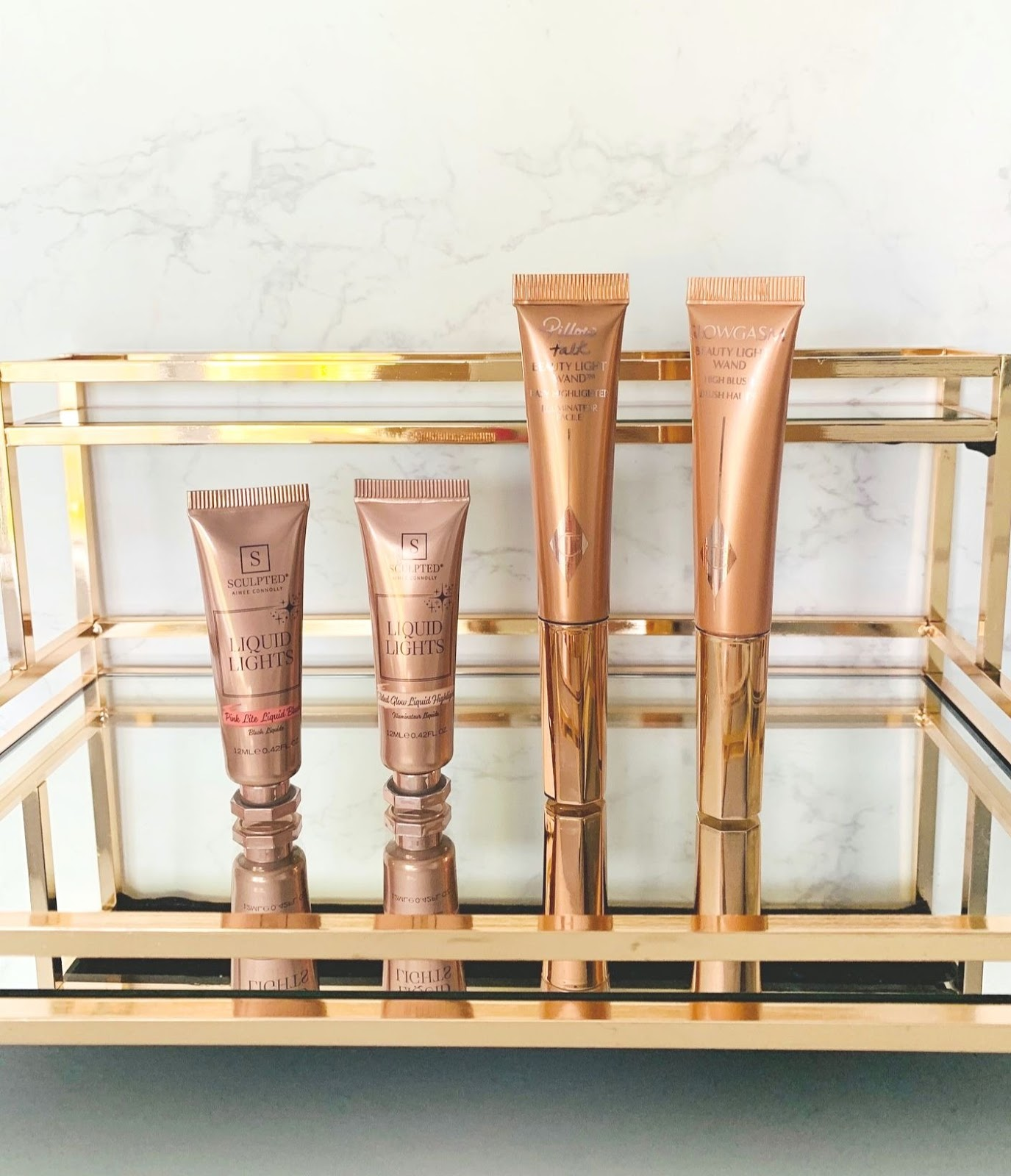 Charlotte Tilbury Beauty Light Wand Dupes, Charlotte Tilbury Beauty Light Wand Dupes, Sculpted by Aimee Liquid Lights