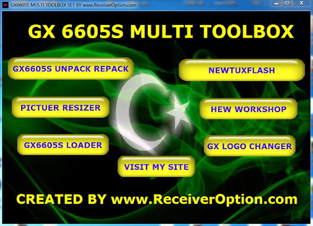 ALL IN ONE GX6605S MULTI TOOLBOX