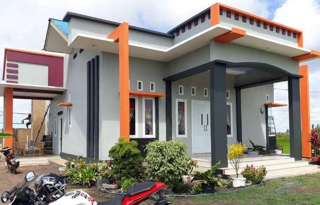 55 Model Tiang Teras Rumah Minimalis Batu Alam Rumah Minimalis
