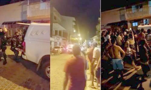 Vídeo: Filho de ex-prefeito tenta matar o próprio Irmão a golpes de faca na Paraíba