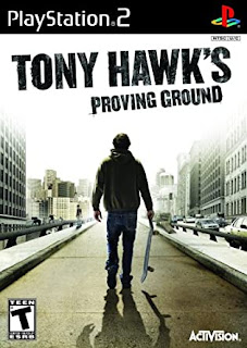 Download Tony Hawk's Proving Ground PS2 ISO
