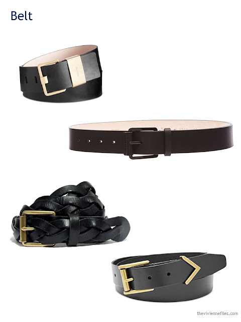 four classic belts