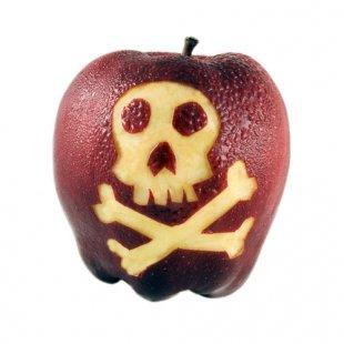 الطعام الخطر
