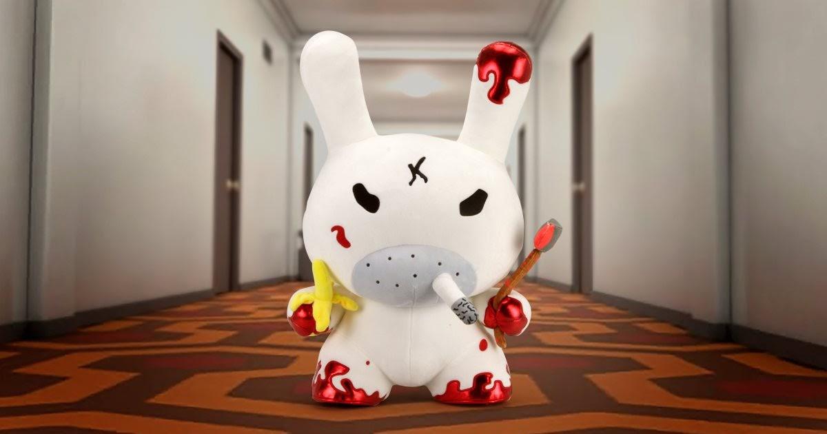Black Dark Bunny Mask w Ears Evil Melting Rabbit  Donnie Darko Frank Apocalyptic