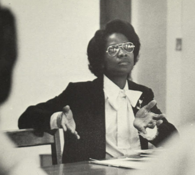 Professor Ruth-Arlene Howe.