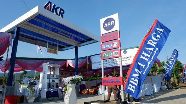 Lowongan Kerja SMA/SMK, D3, S1 Karyawan PT AKR Corporindo, Tbk. Penempatan Seluruh Indonesia | Posisi: Sales, Sopir Truck, Marketing, Etc.