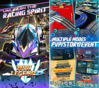 Download Game Mini Legend - Mini 4WD PVP 2.0.3