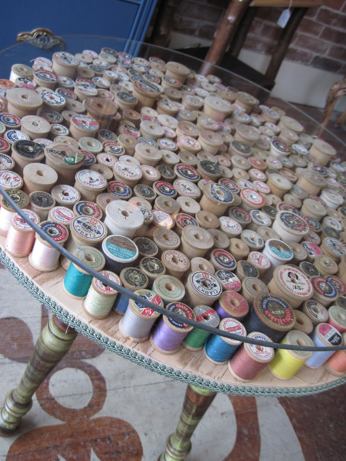 Upcycled New Ways With Old Wooden Thread Spools