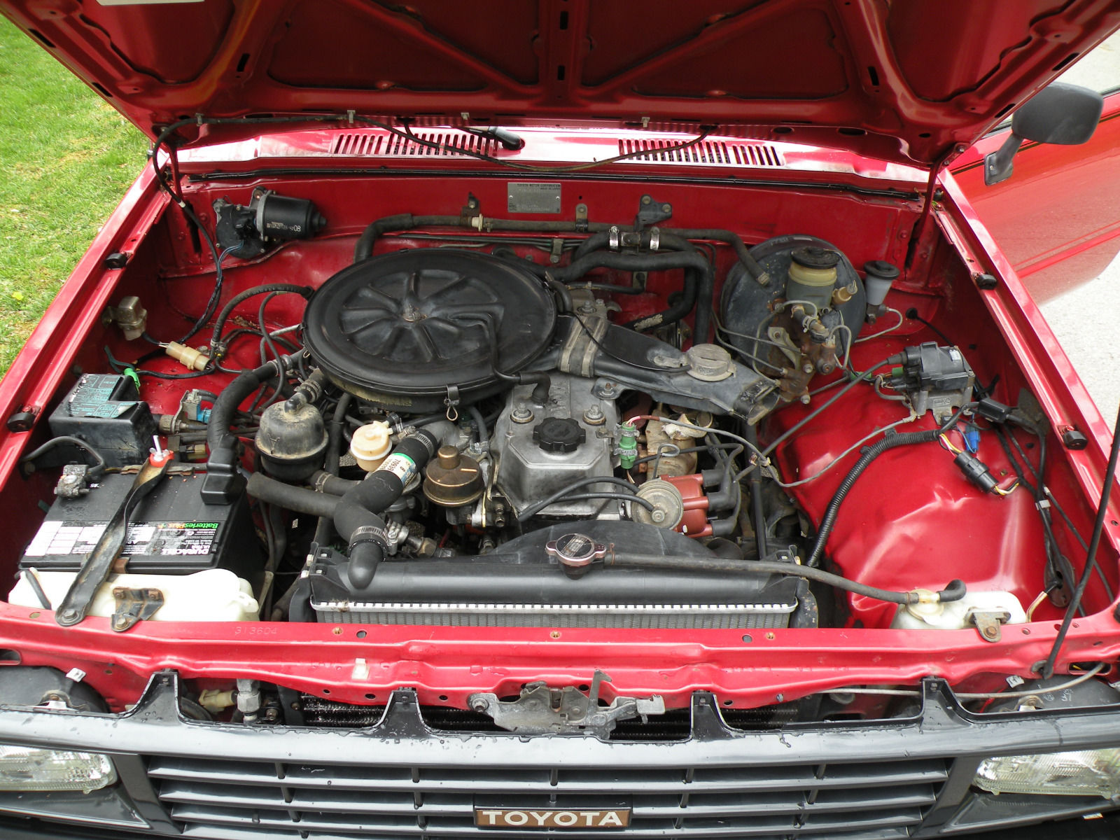 Toyota Cookeville Tn >> Daily Turismo: Almost A Classic: 1986 Toyota Hilux
