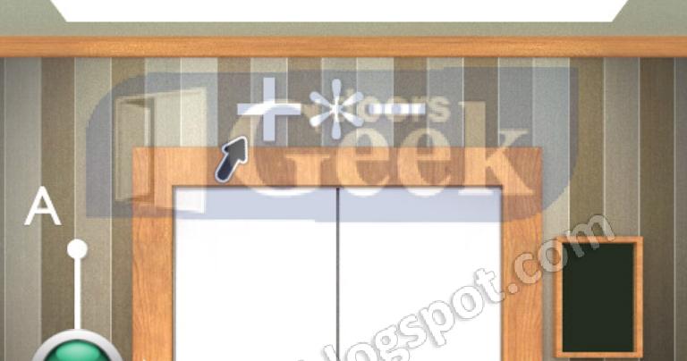 100 Doors 2 - Level 50 ~ Doors Geek