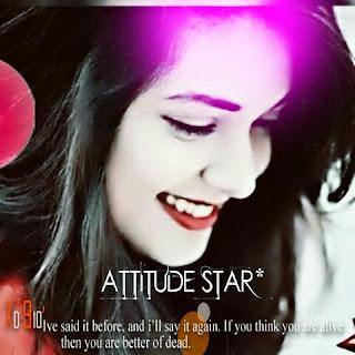 New Stylish Attitude girls Profile Picture Collection (Stylish girls DP)