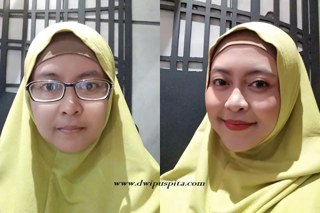 Belajar make up bagi pemula
