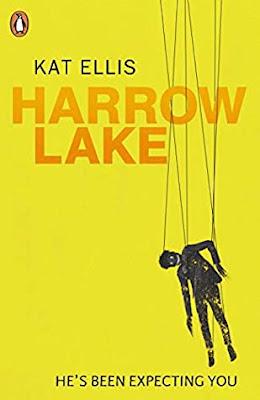 Harrow Lake by Kat Ellis cover