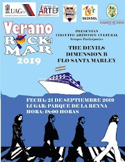 Rock al mar en Acapulco