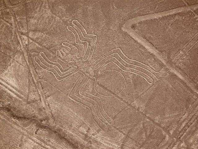 Các dòng chữ Nazca, Peru
