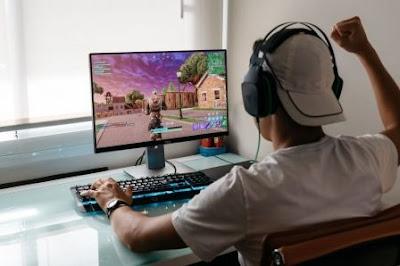 Mudahnya Bermain Game Dengan Internet Tanpa Batas Dari Indihome