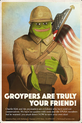Groyper Friend