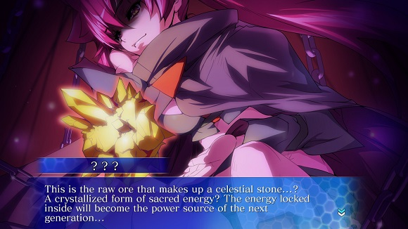 months since the Kantou Incident the name given to Angelia Avalon Arcana Heart 3 LOVE MAX-RELOADED