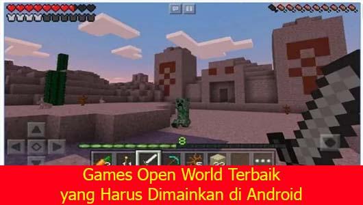 Games Open World Terbaik yang Harus Dimainkan di Android