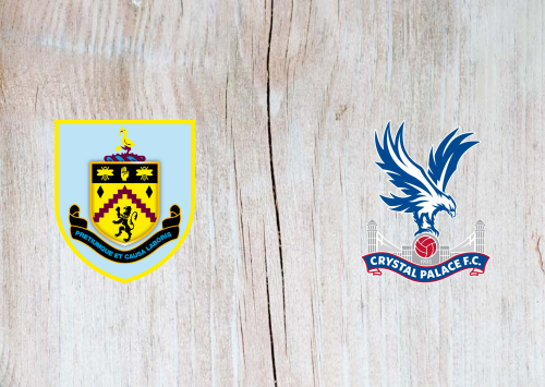 Burnley vs Crystal Palace Full Match & Highlights 23 November 2020